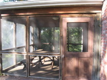 screened porch replacements